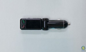 Car Bluetooth handsfree / φορτιστής / USB player μέσω FM