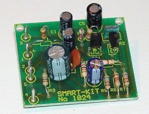 KIT No.1024 Προενισχυτής Μικροφώνου - Μονταρισμένο