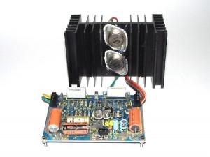 KIT No.1033 Ενισχυτής Hi-Fi 60 W - Μονταρισμένο