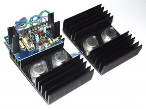 KIT No.1065 Inverter 12Vdc - 220 Vac-50Hz - Μονταρισμένο