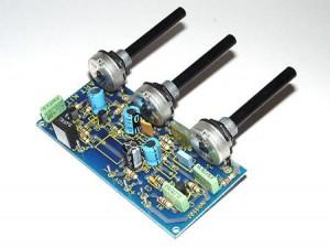 KIT No.1127 Tone Controls For 1126 - Μονταρισμένο