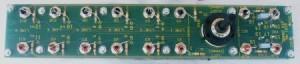 KIT No.1214  Επιλογέας 6 Εισόδων για Προενισχυτές Stereo - Μονταρισμένο