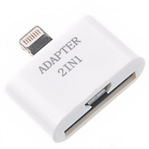 lighting to 30-pin Adapter