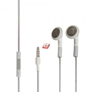 Headset iPhone with remote 3GS Bulk MB770Bulk