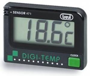 Θερμόμετρο, Ρολόι