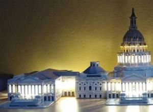 The Capitol Hill κιτ φωτισμού.