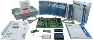 Easy AVR development system