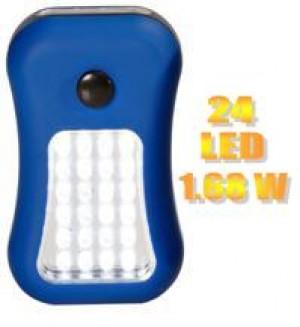 Φακός 28 LED με μαγνήτη για στήριξη
