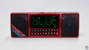 Ασύρματο Ηχείο Bluetooth 3x2W για μουσική MP3, ραδιόφωνο και κλήσεις