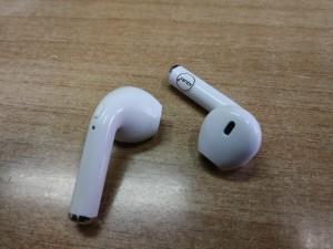 """i7S TWS: Ασύρματα Bluetooth ακουστικά στυλ """"AirPods"""" για iOS και Android"""
