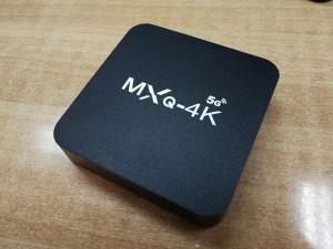 TV box MXQ-4K 5G: κάνε την TV σου smart