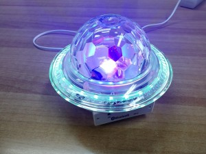 Bluetooth UFO Party lights