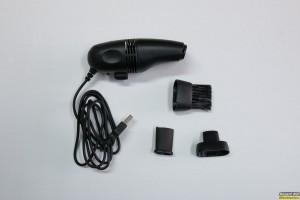 Έξυπνο USB σκουπάκι για υπολογιστές και μικροσυσκευές