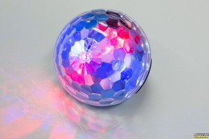 Discoball με Bluetooth / USB / microSD
