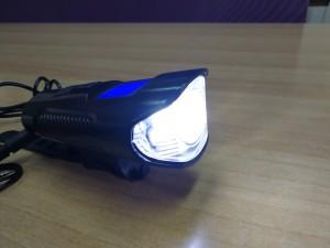 Φως & κόρνα για ποδήλατο / πατίνι
