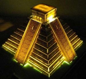 Η πυραμίδα των Mayas