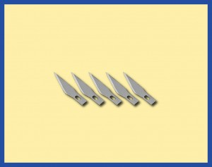 5 SPARE BLADES