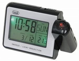 Θερμόμετρο, Ρολόι, Ξυπνητήρι με προβολή