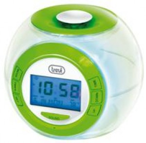 Θερμόμετρο, Ρολόι, Ξυπνητήρι για θετική ενέργεια