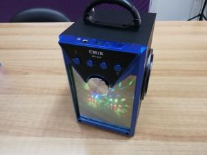 Bluetooth box ηχείο / ραδιόφωνο / MP3 player