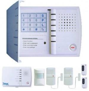Home Guard Ασύρματο σύστημα συναγερμού με τηλεφωνική ειδοποίηση