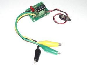KIT No.1036 Transistor Tester - Μονταρισμένο