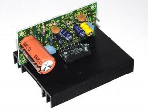 KIT No.1041 ΕΝΙΣΧΥΤΗΣ Hi-Fi 25 Watts  - Μονταρισμένο