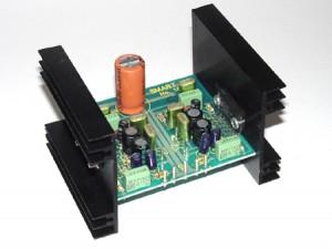 KIT No.1046 ΕΝΙΣΧΥΤΗΣ 2x25 Watt - Μονταρισμένο