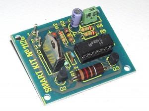 KIT No.1128 Φλάσερ Ισχύος 12VDC  - Μονταρισμένο