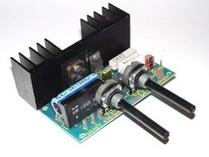 KIT No.1139 Mini Drill Speed Controller - Μονταρισμένο
