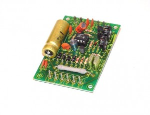 KIT No.1195 Ηλεκτρονικό Κουδούνι  - Μονταρισμένο