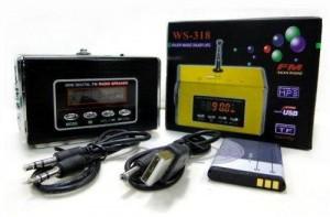 Mini Ηχείο-MP3 stereo player-radio