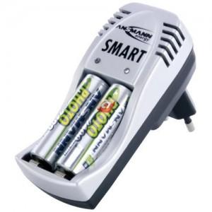 Ansmann Smart Set inkl. 2 Blisters 2400 mAh