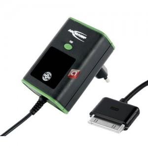 Ansmann Travelcharger 01 Zero Watt for iPod/iPhone
