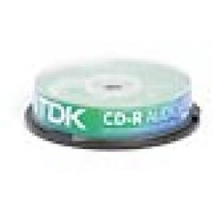 CD-RX80 AUDIO P10 CD-R 80min για audio recorders, σε cake 10τεμ.