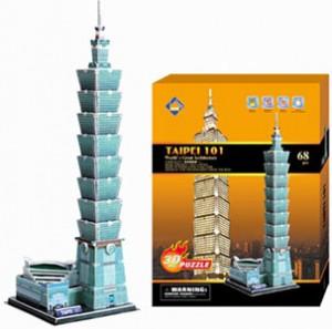 Ο πύργος 101 της Ταϊπέι