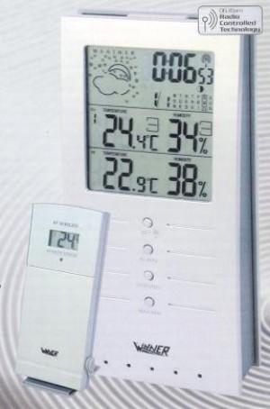 Winner Θερμόμετρο-Ρολόι-Βαρόμετρο A920