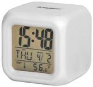 Θερμόμετρο, Ρολόι, Ξυπνητήρι με οθόνη που αλλάζει χρώματα