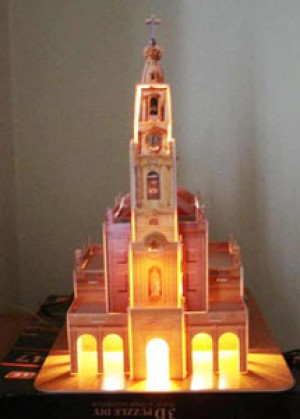 Ο καθεδρικός ναός της Φατιμά