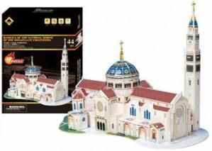 Ο Καθεδρικός Ναός του Εθνικού Ιερού της Άμωμου σύλληψης