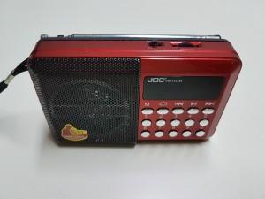 Φορητό ραδιόφωνο / MP3 player με USB και microSD