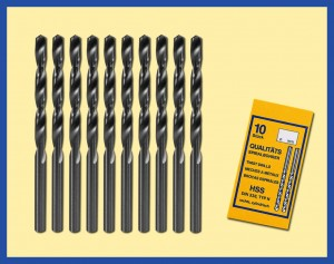 ΤΡΥΠΑΝΙ 1.5mm HSS 15