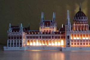 Το κτήριο της Βουλής