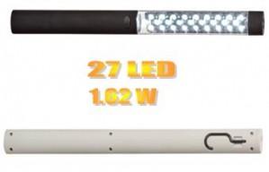 Φακός 27 LED