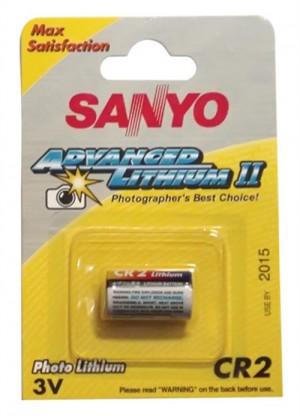 Sanyo μπαταρία λιθίου 3V για φωτογρ. μηχανές