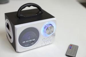Dual Media Player