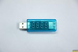 Μετρητής volt & ampere για συσκευές USB