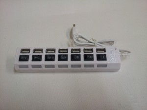 USB HUB  7 PORTS