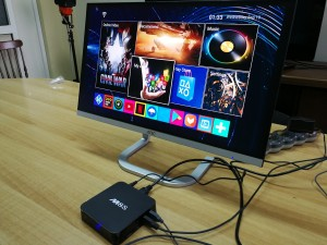 4K Android TV box: κάντε οποιαδήποτε τηλεόρασή Smart TV