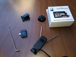 USB Android TV tuner: Digital TV στο κινητό χωρίς χρέωση